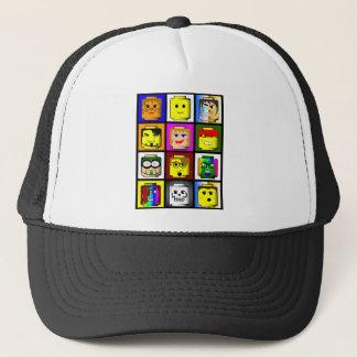 Building Block heads hat