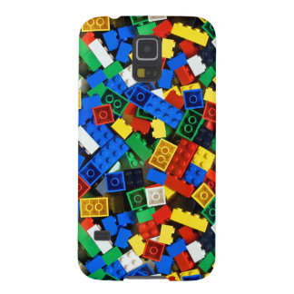 "Building Blocks Construction Bricks ""Construction Galaxy S5 Case"