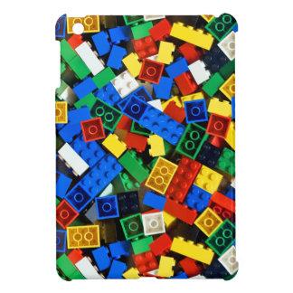 "Building Blocks Construction Bricks ""Construction iPad Mini Covers"