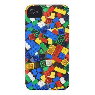 "Building Blocks Construction Bricks ""Construction iPhone 4 Case"