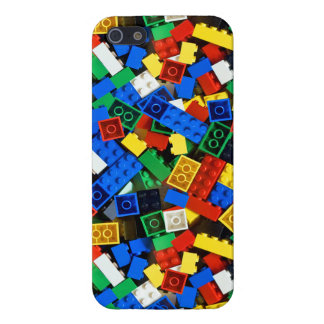 "Building Blocks Construction Bricks ""Construction iPhone 5/5S Case"