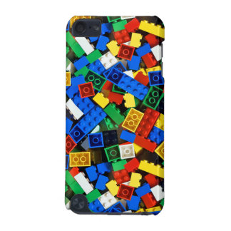 "Building Blocks Construction Bricks ""Construction iPod Touch (5th Generation) Covers"
