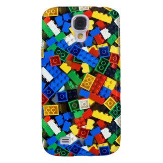 "Building Blocks Construction Bricks ""Construction Samsung Galaxy S4 Case"