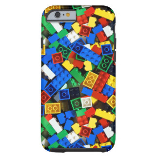 "Building Blocks Construction Bricks ""Construction Tough iPhone 6 Case"
