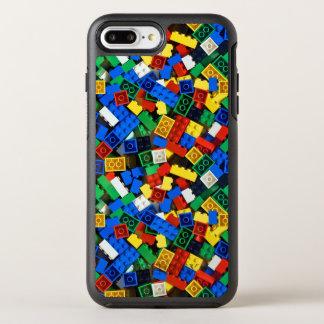 Building Blocks Construction Bricks OtterBox Symmetry iPhone 8 Plus/7 Plus Case