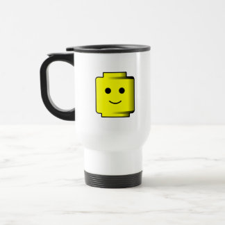 Building Blocks Heads Coffee Mug