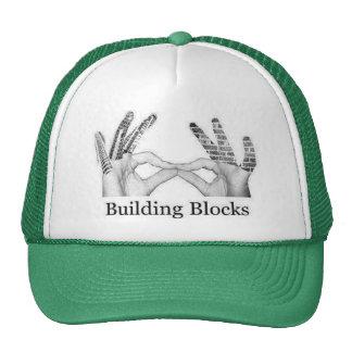 Building Blocks Logo Snap Cap