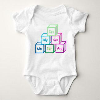 Building Blocks of LIfe Baby Bodysuit
