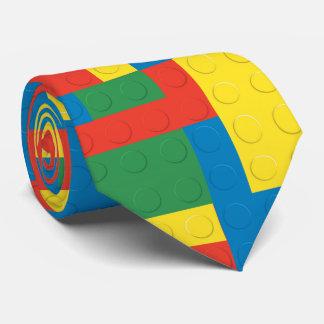 Building blocks tie