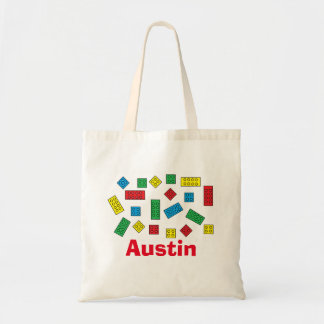 """Building Blocks"" Tote Bag"