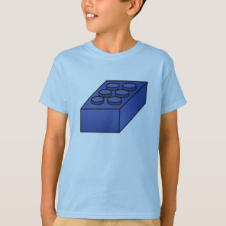 Building Blocks - Vector Illustration T-Shirt