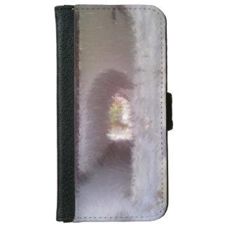 Building entrance iPhone 6 wallet case
