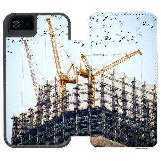 building incipio watson™ iPhone 5 wallet case