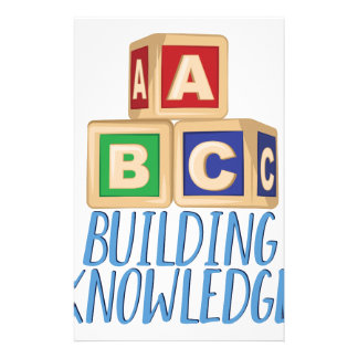 Building Knowledge Customized Stationery