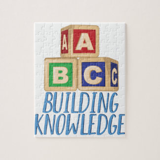 Building Knowledge Jigsaw Puzzle