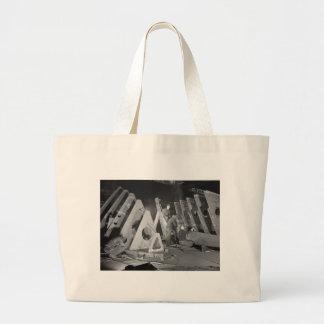 Building Liberty Ships, 1941 Jumbo Tote Bag