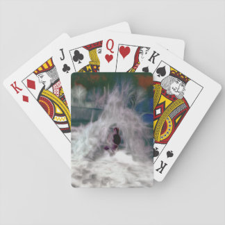 Building My First Teepee Party Game Playing Cards
