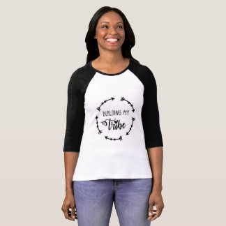 Building my tribe long sleeve T-Shirt
