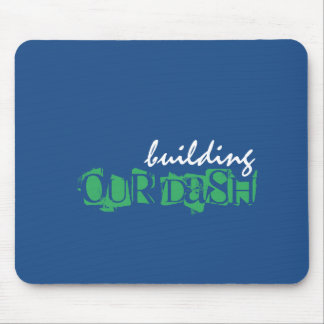 building our dash mouse pad