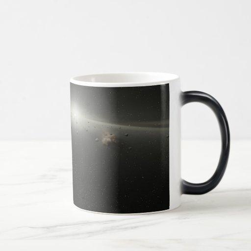 Building Planets Coffee Mug