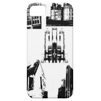 Building series design case for iPhone 5/5S