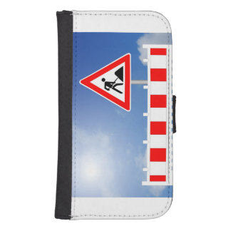 Building site, building site closing and building samsung s4 wallet case