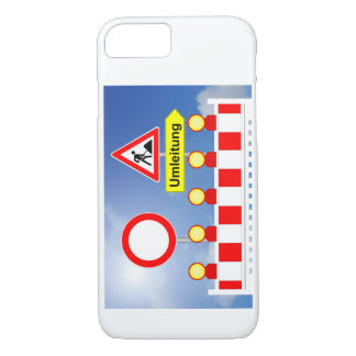 Building site passage forbade and bypass iPhone 8/7 case