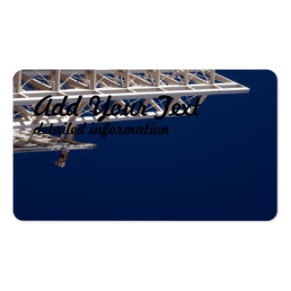 building structure pack of standard business cards