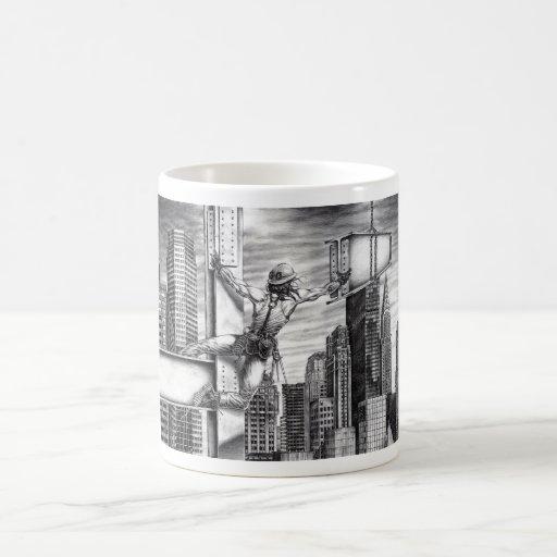Building the Future Coffee Mug