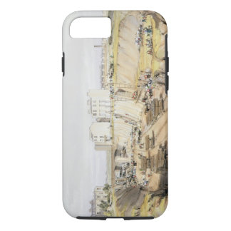 Building the Retaining Wall near Park Street, Camd iPhone 7 Case