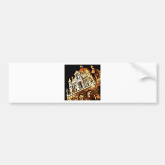 Building View Bumper Sticker