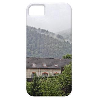 BuildingInTheHills iPhone 5 Case