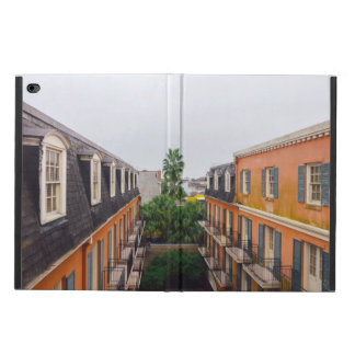 Buildings and Palm Trees in New Orleans Powis iPad Air 2 Case