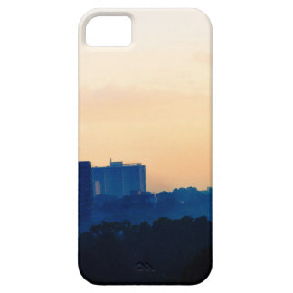 Buildings at Sunset iPhone 5/5S Cases