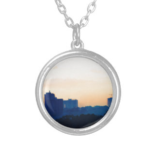 Buildings at Sunset Custom Jewelry
