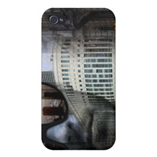 buildings attack iphon case iPhone 4/4S case