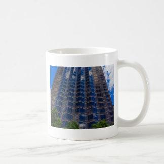 buildings basic white mug