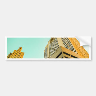 buildings bumper stickers