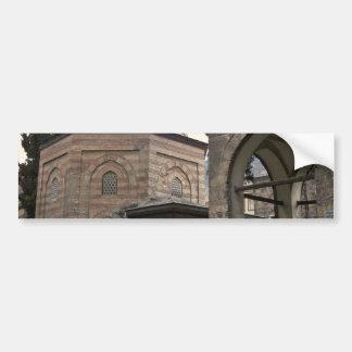 Buildings In Islamic Style Bumper Stickers