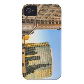 buildings iPhone 4 case
