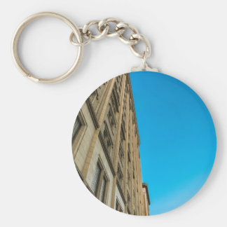 buildings key chains