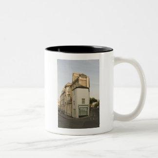 Buildings of bath coffee mug
