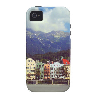 Buildings on a River Case-Mate iPhone 4 Covers