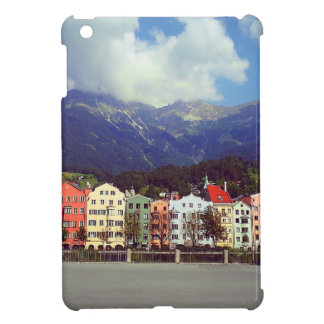 Buildings on a River iPad Mini Covers