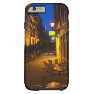 Buildings with 17th or 18th century facade and tough iPhone 6 case