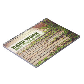 Builds Strength Of Mind Notebooks