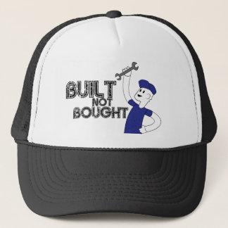 Built not Bought! Trucker Hat