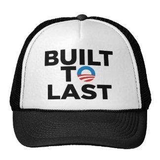 Built to Last - President Barack Obama Mesh Hats