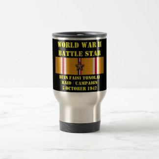 Buin Faisi Tonolai Raid Campaign Stainless Steel Travel Mug