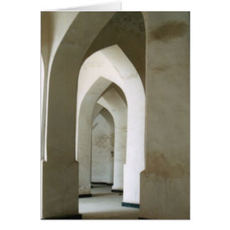 Bukhara Arches v2 Card